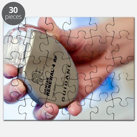 Heart pacemaker Puzzle