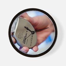 Heart pacemaker Wall Clock