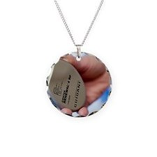 Heart pacemaker Necklace