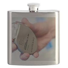 Heart pacemaker Flask