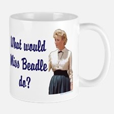 What would Miss Beadle do? Small Small Mug