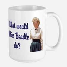 What would Miss Beadle do? Large Mug