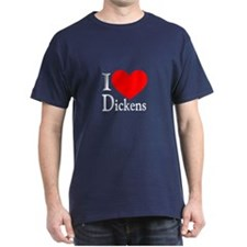 I Love Dickens T-Shirt