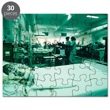 Heart surgery patient Puzzle