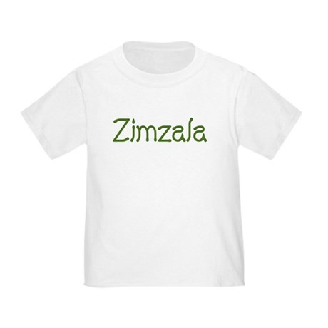 Zimzala Toddler T-Shirt