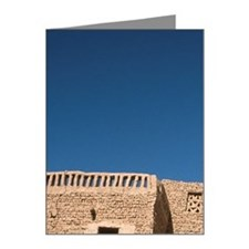 Portrait of a Minaret of a M Note Cards (Pk of 20)
