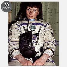 Helen Sharman, British astronaut Puzzle