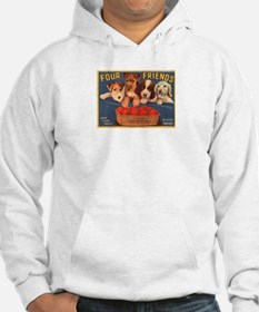 Four Friends Fruit Crate Hoodie