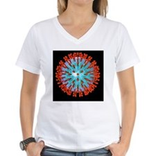 Herpes virus particle, comp Shirt