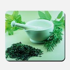 Herbs Mousepad