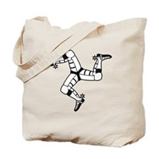 Isle of Man (Triskele) Tote Bag