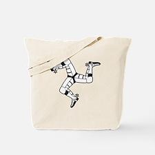 Isle of Man (Triskele) Tote Bag
