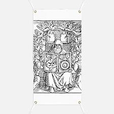 Hermes Trismegistus, Classical god Banner