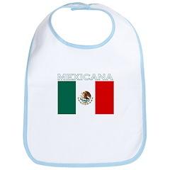 Mexicana Bib