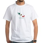 Viva! Mexico White T-Shirt