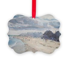 Drakes Island Beach Houses, Wells Ornament