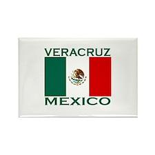 Veracruz, Mexico Rectangle Magnet