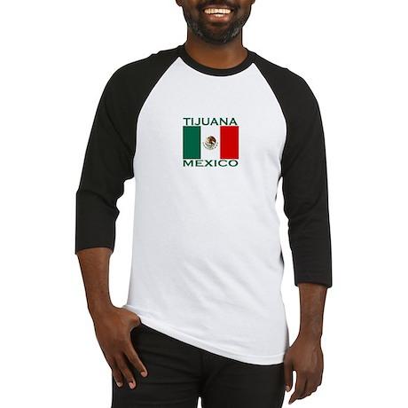 Tijuana, Mexico Baseball Jersey