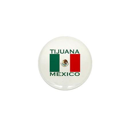 Tijuana, Mexico Mini Button (100 pack)