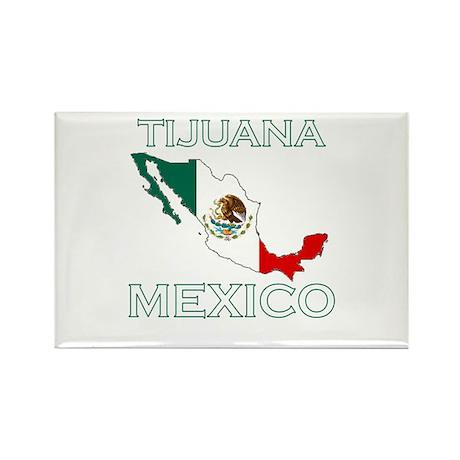 Tijuana, Mexico Rectangle Magnet (10 pack)