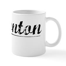 Edmonton, Vintage Mug