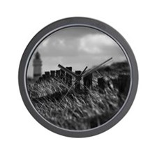 Kampen lighthouse Wall Clock