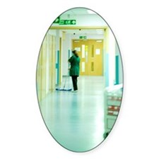 Hospital cleaner Decal