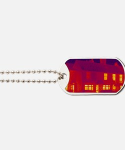 House, thermogram Dog Tags