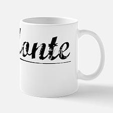 El Monte, Vintage Mug