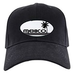 Mexico Black Palm Black Cap