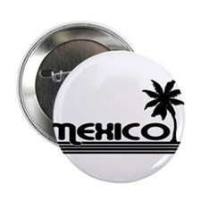 Mexico Black Palm Button