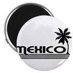 Mexico Black Palm Magnet
