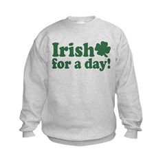 Irish for a Day Sweatshirt