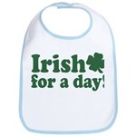 Irish for a Day Bib