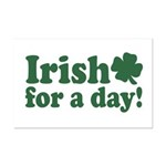 Irish for a Day Mini Poster Print