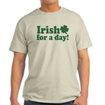 Irish for a Day Light T-Shirt