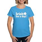 Irish for a Day Women's Dark T-Shirt