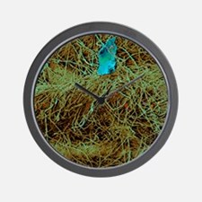Household dust Wall Clock