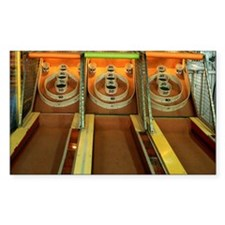 Skee ball games Decal