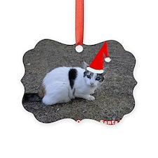 Minnie by Pearl Trujillo  CALENDA Ornament