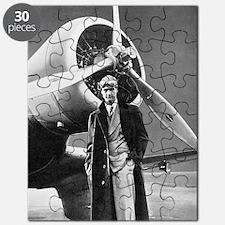 Howard Hughes, US aviation pioneer Puzzle