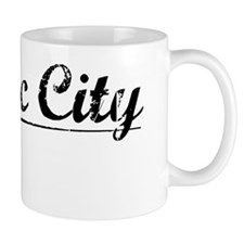 Electric City, Vintage Mug