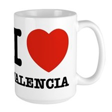 I LOVE VALENCIA Mug