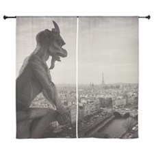 "Gargoyle of Notre Dame 60"" Curtains"