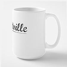 Ellicottville, Vintage Large Mug