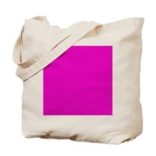 Hot Pink Tote Bag