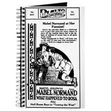Mabel Normand WHAT HAPPENED TO ROSA Journal
