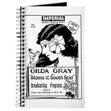 Gilda Gray ALOMA OF SOUTH SEAS Journal