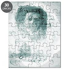Human identification Puzzle