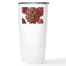 Human papilloma virus particles Travel Mug